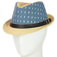 Шляпа Челентанка 12017-14 бежевый