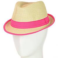 Шляпа Челентанка 12017-2 малиновый