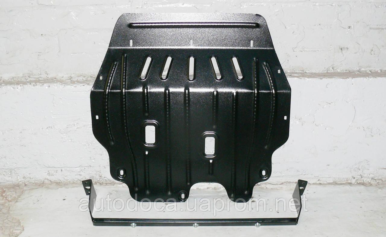 Защита картера двигателя и акпп Volkswagen New Beetle 1997-