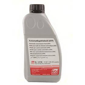 Феби масло АКПП (красное) 1L .для азиатских автомобилей