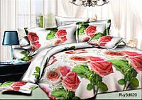 Двуспальное постельное белье РАНФОРС (бязь) 100% хлопок 18620