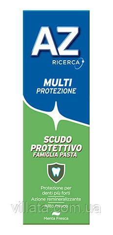 Зубная паста AZ multiprotezione комплексная защита 75ml