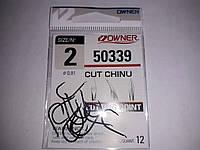 Крючки Owner Cut Chinu 50339 №2