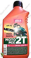 Моторное масло Spektr 2T