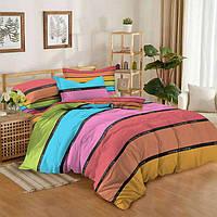 Семейное постельное белье САТИН 100% хлопок 3211