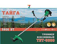 Бензокоса Тайга ТБТ-5800 (нож+леска)