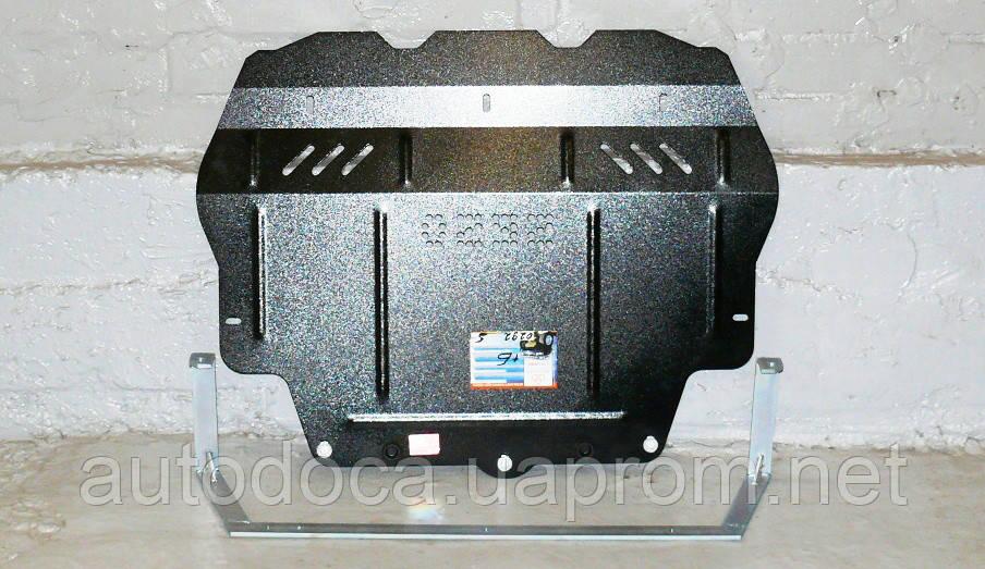 Защита картера двигателя и кпп Volkswagen Passat B7 2010-