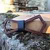 Галстук-бабочка I&M Craft из дерева (060007)