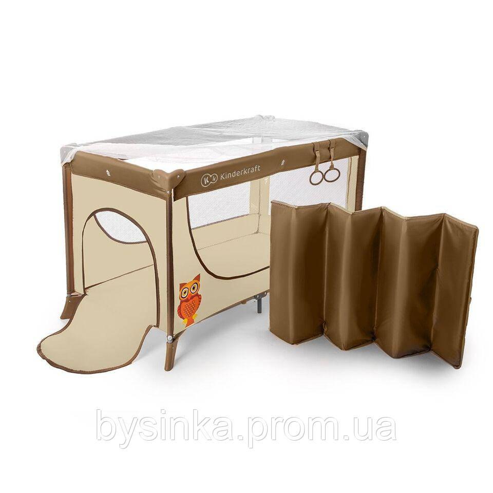 Детская кроватка-манеж JOY Standard марки KinderKraft