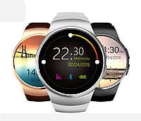 Смарт часы, Smart Watch F13 (KW18) (Черный, серебро, золото)