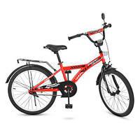 Детский двухколесный велосипед Profi T 2031 Racer  ,20 дюймов