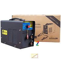 Инверторный сварочный аппарат Edon 200 Black, фото 1