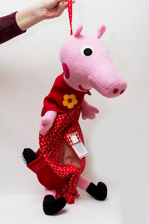 пакетница Vikamade свинка пеппа продажа цена в херсоне наборы
