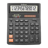 Калькулятор бухгалтерский Brilliant BS-777М