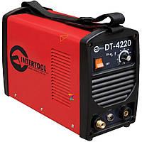 Инверторный сварочный аппарат Intertool DT-4220