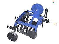 Картофелекопалка КМУ-3 вибрационная под ремень / мотоблок / мотоблока /мотоблоку