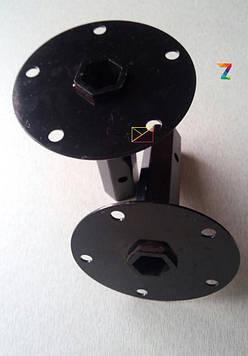 Полуоси шестигранные 24 мм (140 мм) 5 отверстий Кентавр / мотоблок / мотоблока /мотоблоку
