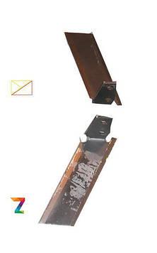 Ножи плоскореза 280 мм / мотоблок / мотоблока /мотоблоку