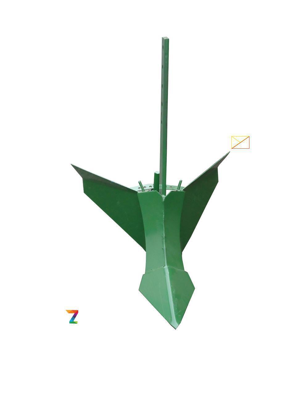 Окучник регулируемый «Стрела-2У» / мотоблок / мотоблока /мотоблоку