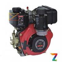 Двигатель дизельный WEIMA WM178F (шпонка)