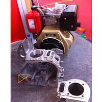 Двигатель дизельный WEIMA WMC188FE (12 л.с., шлицы)