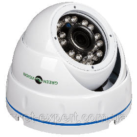 Гибридна Антивандальна камера GV-065-GHD-G-DOS20-20 1080P