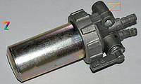 Топливный кран стакан железный (R190)