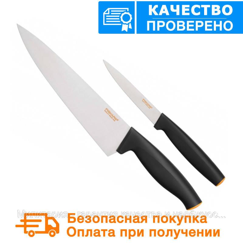 Набор кухонных ножей Fiskars FF Cook's set (1014198)