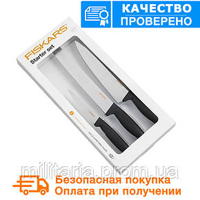 Набір кухонних ножів Fiskars Form 3 штуки (1014207), фото 2