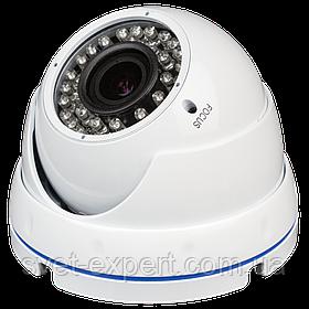 Гибридна Антивандальна камера GV-052-GHD-G-DOA20-30 1080Р