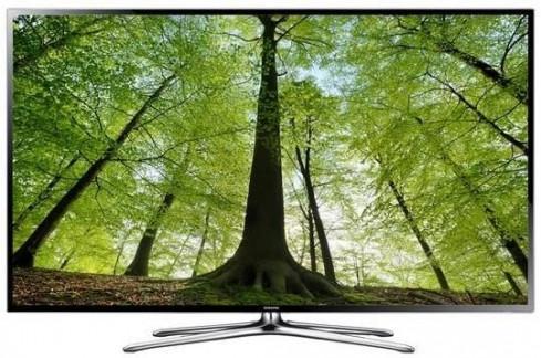 Телевизор Samsung UE32H6400 (400Гц, Full HD, Smart, Wi-Fi, 3D, пульт ДУ Touch Control)