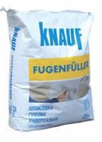 Шпаклевка стартовая гипсовая Knauf Fugenfuller 25 кг
