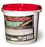 Фасадное утепление стен термосилатом