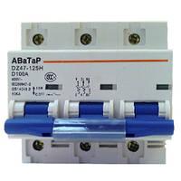 Автоматический выключатель усиленный 3р 125а ST 440