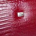 Жіночий шкіряний гаманець Desisan червоний, фото 5