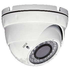 Гибридна Антивандальна камера GV-067-GHD-G-DOS20V-30 1080P