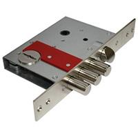 Сувальдный замок для металлических дверей врезной ГАРДИАН 50.11 (77 мм 4 кл )