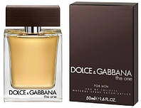 Мужская туалетная вода Dolce&Gabbana The one for Men (Дольче Габбана Зе Ван фо Мен)