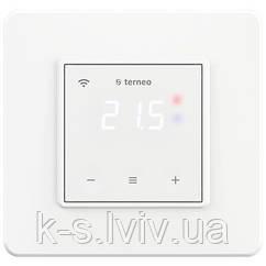 Wi-fi терморегулятор terneo sx з сенсорним управлінням