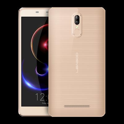 Смартфон ORIGINAL Leagoo M8 PRO Gold (4 Core; 1.3Ghz; 2GB/16GB; 3500 mAh)