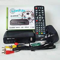 Цифровой эфирный DVB-T2 Т2 Lorton ES4090HD  Супер Ценаааа!