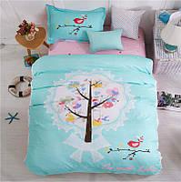 Красивое постельное белье полуторное