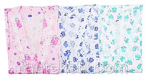 Oncu ночная рубашка с коротким рукавом тоненький хлопок в разных цветах Турция (52-54р), фото 2