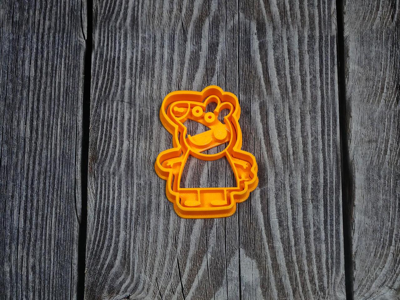 Свинка Пеппа - Форма для печива і пряників