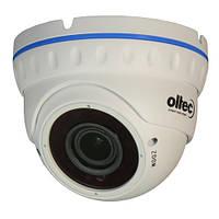 Відеокамера AHD купольна 2Мп AHD-922VF W