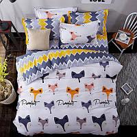 Комплект постельного белья Purrfect Fox двуспальный-евро Berni