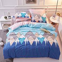 Красивое постельное белье евро размер