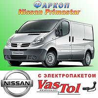 Фаркоп Nissan Primastar (прицепное Ниссан Примастар)