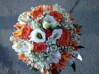 Свадебный букет WD143