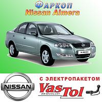 Фаркоп Nissan Almera Classic (прицепное Ниссан Альмера)